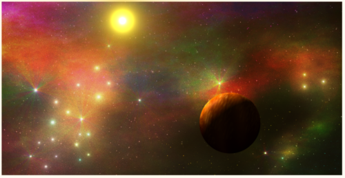 StarsColorPlanet